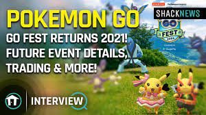 Niantic talks Pokemon Go Fest 2021 ...