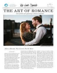 Newspaper Engagement Announcement Templates 14 Best Family Or Class Reunion Birthday Newspaper