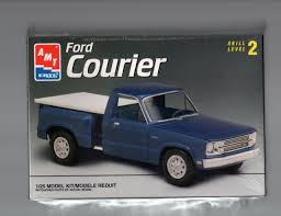 AMT 6690 Ford Courier Pickup Truck Model Kit 1/25 for sale online | eBay