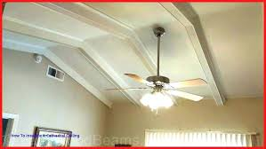 sloped ceiling fan cathedral ceiling fan ceiling fan for cathedral ceiling traditional guest bedroom with concept