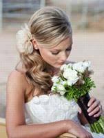 Svatební účesy 2009 Vlasy Incz