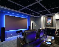 Home theater step lighting Extra Low Voltage Theater Hoppen Home Systems Theater Room Led Lighting Home Theater Step Lights Fourevaco