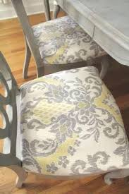 diy reupholster dining chair impressive upholstered dining room chairs with best recover dining chairs ideas on