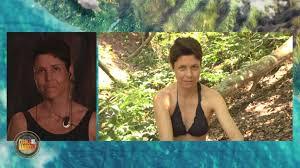 La reazione di Isolde Kostner - Video Isola dei Famosi 2021