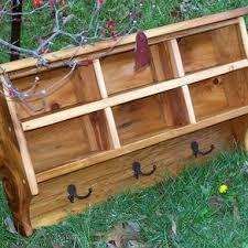 Reclaimed Wood Coat Rack Shelf Custom Coat Racks CustomMade 94