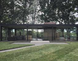 philip johnson s glass house new canaan ct