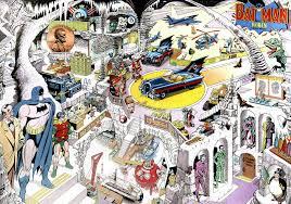 13 greatest superhero hideouts & headquarters of all time Superhero Map greatest headquarters of all time super hero map minecraft