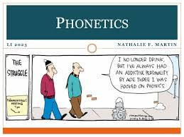 2 of them, in fact! Ppt Phonetics Powerpoint Presentation Free Download Id 216291