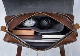 small ipad pro briefcase leather
