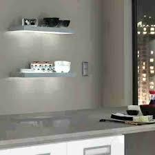 brilliant floating shelf with light lighting led for decor underneath b m and speaker shelves lights ikea floating shelves with lights