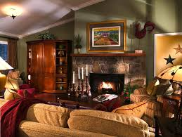 tuscan living room ideas stainless steel holder floor lamp glass table on black rug grey fabric