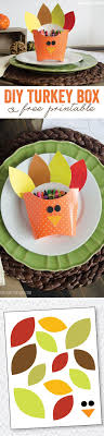 These DIY turkey boxes make the cutest Thanksgiving kids crafts!