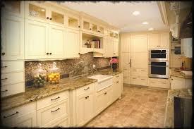 kitchen backsplash white cabinets brown countertop. Full Size Of Kitchen Pretty Backsplash White Cabinets Brown Countertop Ideas With Colors Delightful Small Galley