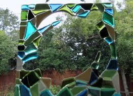 beach glass beach wall art