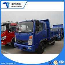 Light Duty Dump Bodies China 4 6tons Load Capacity Dumptruck Light Duty Dump Cargo