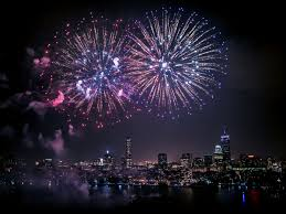 fire works in boston bostons 4th of july fireworks where to watch