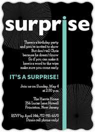 surprise birthday party invite big surprise birthday party invitation 30th birthday invitations