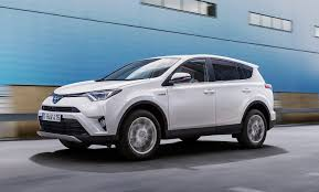 2016 Toyota RAV4 Hybrid One Limited Edition Marks European Debut ...