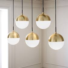 westelm lighting. Rejuvenation-cedar-moss-chandelier-5-light-linear-o. Westelm Lighting B