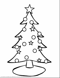 Small Picture Christmas Coloring Pages Tree Coloring Pages