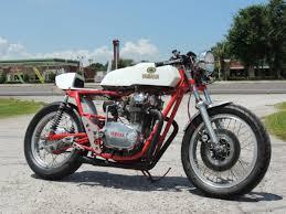 1976 yamaha xs650 cafe racer
