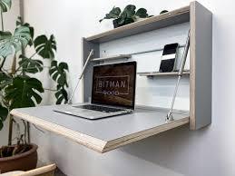wall mounted desk desk organizer home