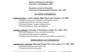 Adjunct Professor Resume Sample From Resume For Jobs Examples With