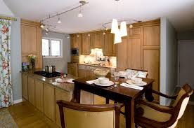 Kitchen Track Lighting Ideas For Interior Design In Conjuntion With Ceiling  Fun And Useful