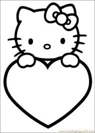 Small Picture Valentine heart and swirls coloring page by Projects for