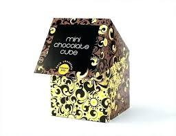 Gold Bar Box Template