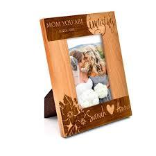 custom photo frames fresh personalized amazing mom frame custom engraved