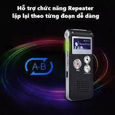 Máy ghi âm cầm tay Chuyên dụng SK-012 - Máy ghi âm stereo Tích hợp ghi âm  cuộc gọi điện thoại bàn
