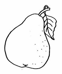 Small Picture pear coloring page pear coloring page coloringcrewcom pear