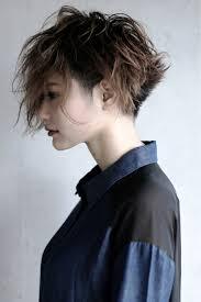 前髪が重い伸ばすか切るかどっち横に流す髪型セットは右分け左分け