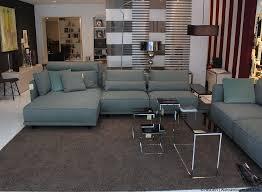 Ip Design Wohnlandschaft Cube Lounge Stoff Grün