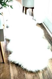 white fur rug large faux area rugs ikea lar