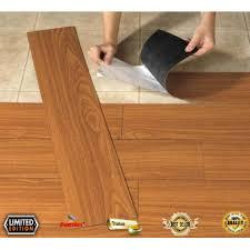 """SELF ADHESIVE Self Stick Vinyl Floor Water Proof [ 16 <b>pcs</b> X <b>36</b>"""" x 6"""" ]"""