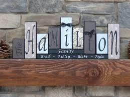 Best 25 Wooden Block Letters Ideas On Pinterest  Wooden Alphabet Letter S Home Decor