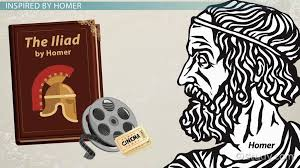divine intervention in the iliad video lesson transcript  differences similarities between the iliad troy