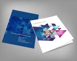 Graphic Design Mcallen Tx Professional Bold Health Care Brochure Design For Acute