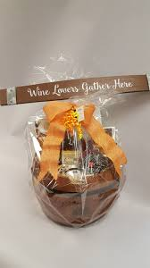 wicked things gift basket