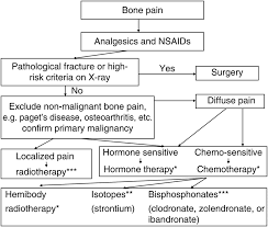 Analgesics of bone metastases