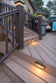 deck lighting ideas pictures. light up your deck with our awardwinning led lighting view variety of products such as indeck post cap underrail and riser lights ideas pictures