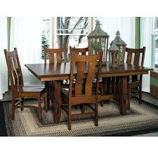 amish dining table with self storing leaves endearing round pedestal leaf tables furniture co