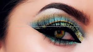 miss fame inspired makeup tutorial green eyeshadow rupaul s drag race make up
