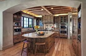 beautiful kitchen with typhoon bordeaux granite countertops and solid wood cabinets
