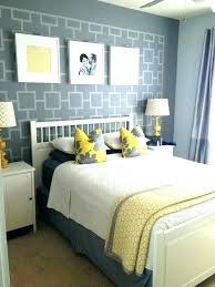 Grey Bedroom Decor Yellow And Grey Wall Decor Yellow And Grey