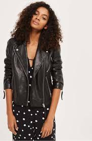 top rosemary leather biker jacket black nordstrom anniversary 2017