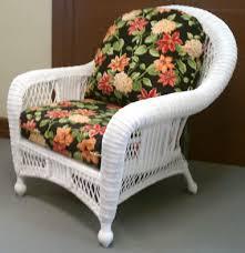 Smartness Design Wicker Chair Cushions Indoor Rattan Furniture