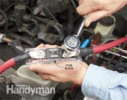 how to turn your truck into a generator the family handyman photo 2 secure the fuse block